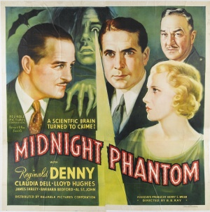 Midnight Phantom Poster