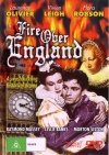 Fire Over England Cover