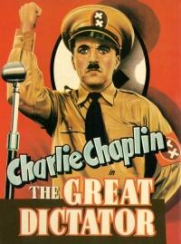 Il grande dittatore poster