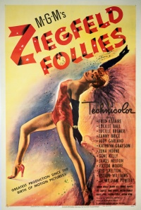Ziegfeld Follies poster