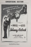 Johnny O'Clock Other