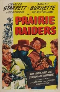 Prairie Raiders poster
