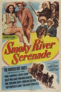 Smoky River Serenade poster