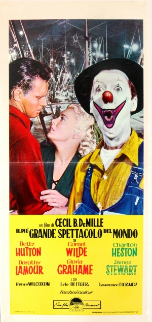 The Greatest Show on Earth 1938x4095