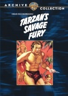 Tarzan's Savage Fury Cover