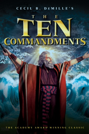 The Ten Commandments 1400x2100