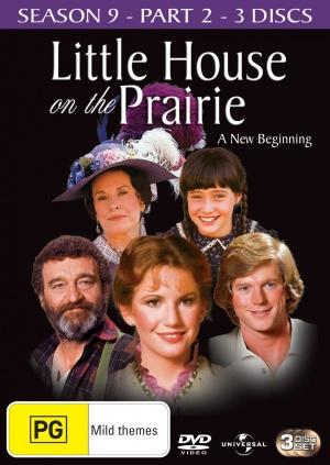 Little House on the Prairie 1016x1433