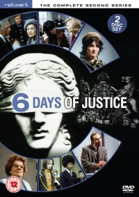 Six Days of Justice poster