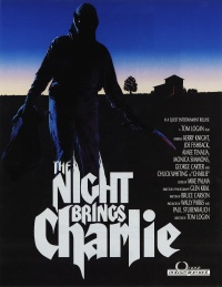 The Night Brings Charlie poster