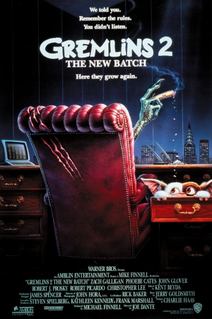 Gremlins 2: The New Batch 3327x5000
