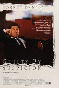Guilty by Suspicion poster