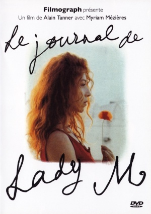Le journal de Lady M Cover