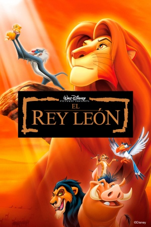 The Lion King 1400x2100