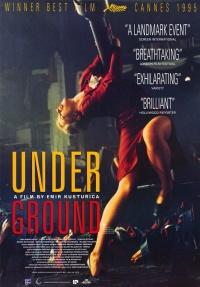 Podzemlje poster