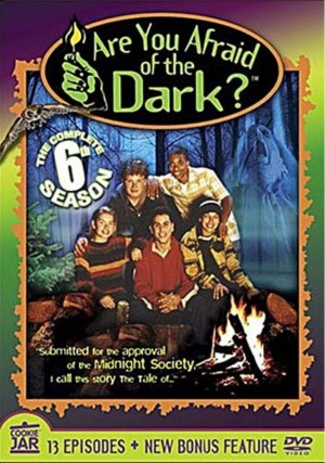 Are You Afraid of the Dark? 702x1000