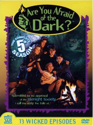 Are You Afraid of the Dark? 736x1000