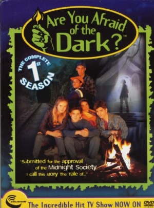 Are You Afraid of the Dark? 370x500