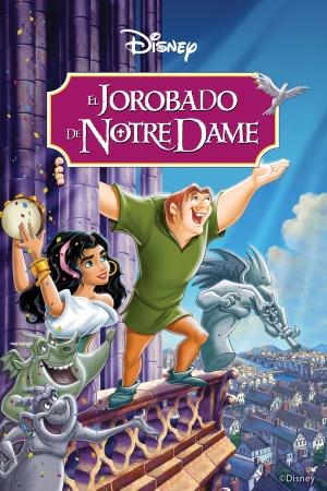 Der Glöckner von Notre Dame 2000x3000