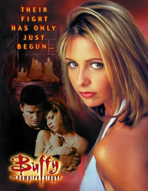 Buffy the Vampire Slayer 1391x1800