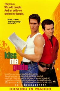 Kiss Me, Guido poster