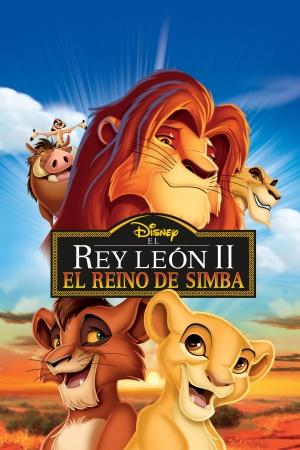 Der König der Löwen 2: Simbas Königreich 2000x3000