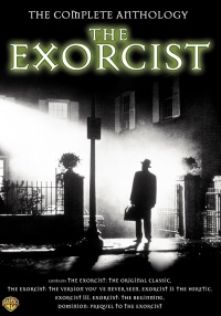 The Fear of God: 25 Years of 'The Exorcist' poster