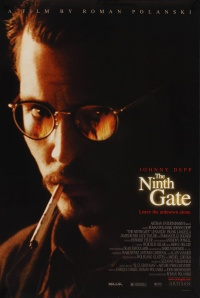 The Ninth Gate poster
