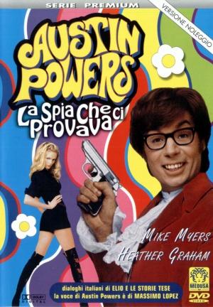 Austin Powers - Spion in geheimer Missionarsstellung 623x898