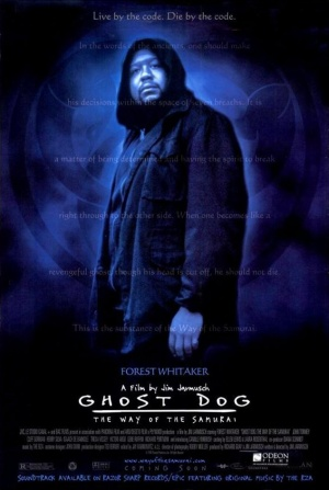 Ghost Dog: The Way of the Samurai 634x944