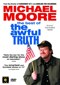 The Awful Truth with Michael Moore poster