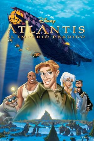 Atlantis - Das Geheimnis der verlorenen Stadt 2000x3000