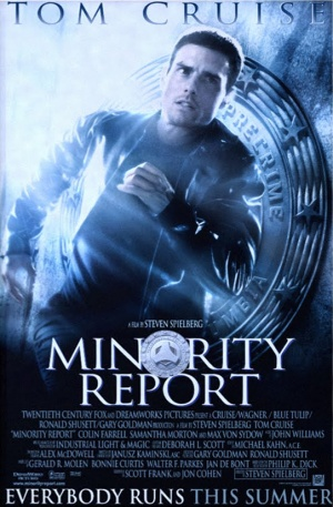 Minority Report 542x825
