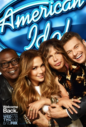 American Idol: The Search for a Superstar 3375x5000