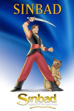 Sinbad: Legend of the Seven Seas 1000x1490