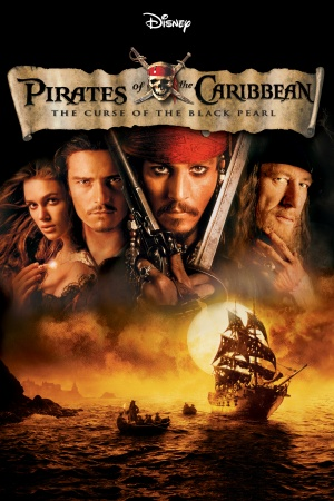 Pirates of the Caribbean: The Curse of the Black Pearl 3000x4500