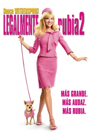 Legally Blonde 2: Red, White & Blonde 1600x2400