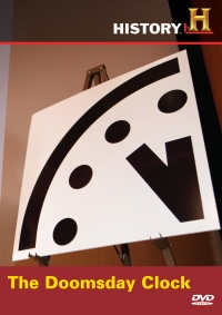 The Doomsday Clock poster