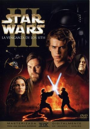 Star Wars: Episodio III - La venganza de los Sith 1535x2182