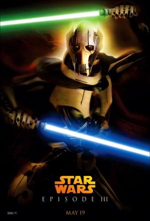 Star Wars: Episodio III - La venganza de los Sith 1018x1500