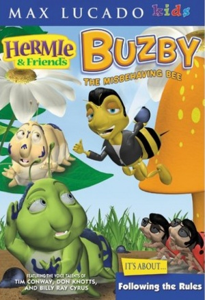 Hermie & Friends: Buzby, the Misbehaving Bee 685x1000