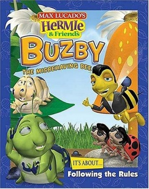 Hermie & Friends: Buzby, the Misbehaving Bee 394x500