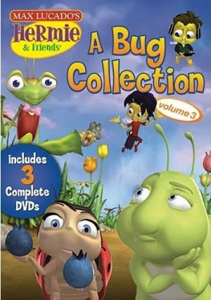 Hermie & Friends: Buzby, the Misbehaving Bee 352x500