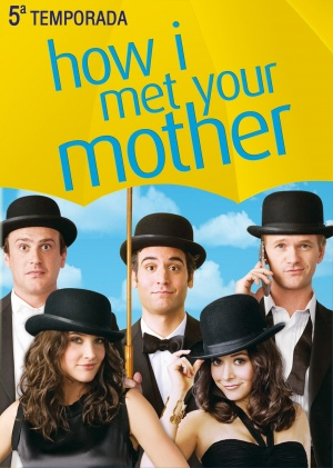 How I Met Your Mother 1781x2500