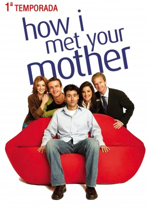 How I Met Your Mother 1795x2500