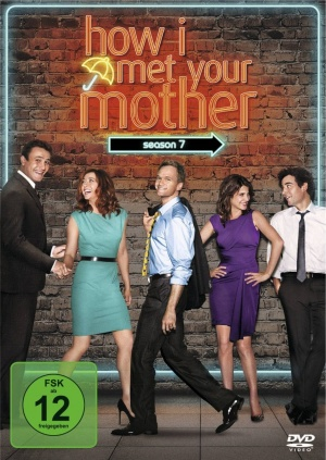 How I Met Your Mother 953x1345