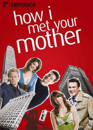 How I Met Your Mother 1786x2500