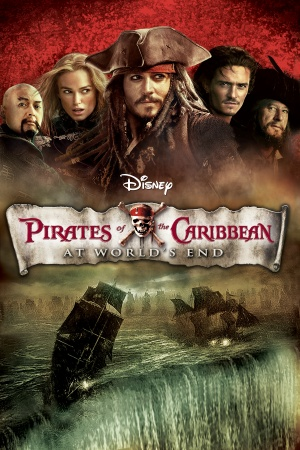 Pirates of the Caribbean: At World's End 3000x4500