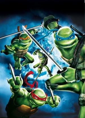 Teenage Mutant Ninja Turtles 1671x2316