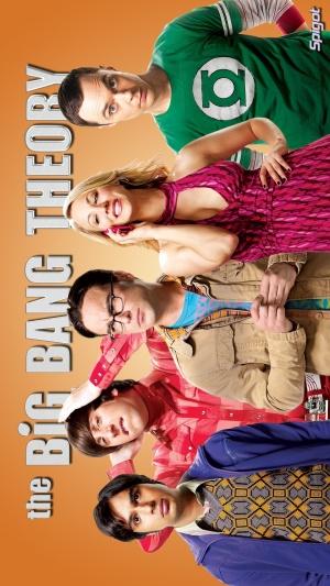The Big Bang Theory 1080x1920