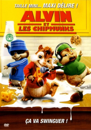Alvin and the Chipmunks 2744x3911